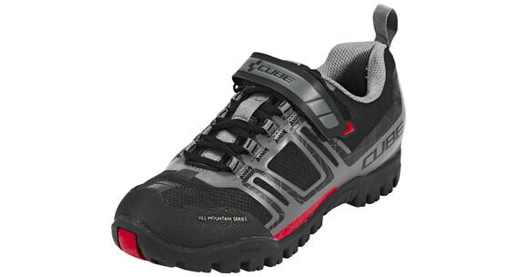 Cube All Mountain schoenen grijs/zwart